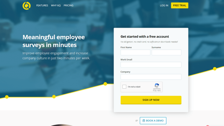 Employee Pulse Survey Software Announces Major Overhaul and Large Increase in Uptake