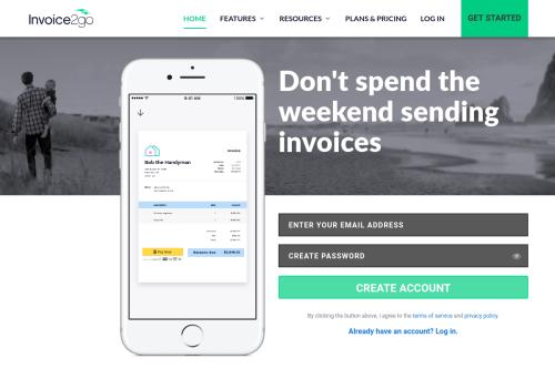 Invoice2go