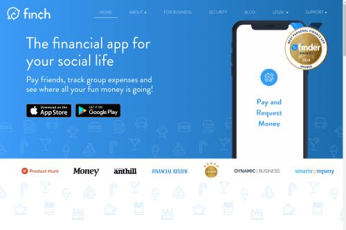 Finch Financial Software