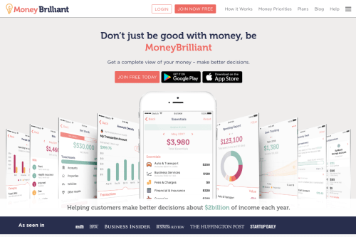 Money Brilliant Financial Software