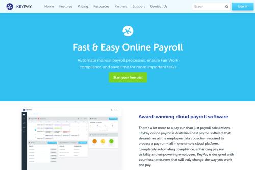 KeyPay Payroll