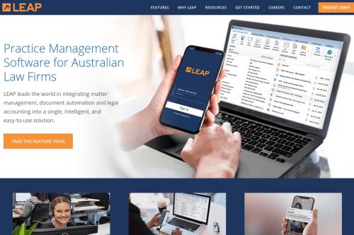 LEAP Legal Software