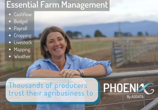Phoenix Farm Management software