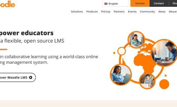 Moodle open source LMS