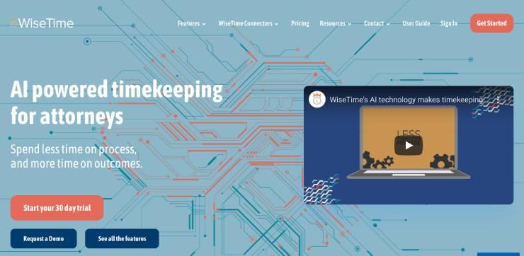 wisetime-website